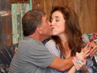 Jorge Fernando e Marisa Orth formam um casal na nova atração da Globo
