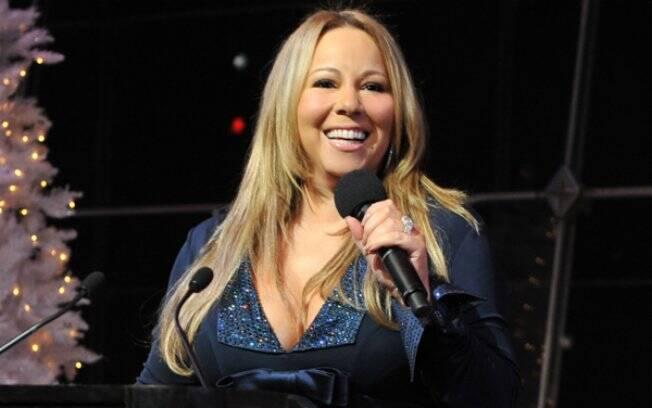 Mariah Carey: à espera de um menino e uma menina