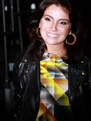 Giovanna Antonelli: fã de reciclar o guarda-roupa