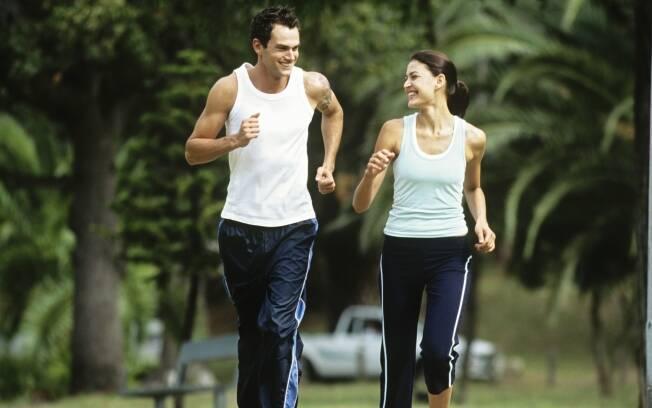 Ter companhia e estar em um lugar agradável estimulam a atividade física