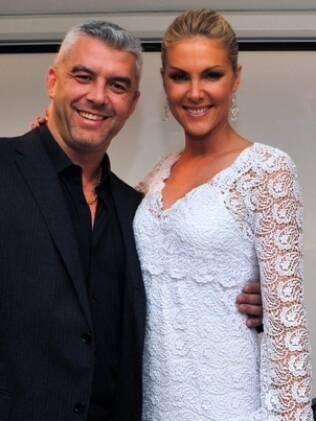 Ana Hickmann e Alexandre Correa ainda não conversaram sobre filhos