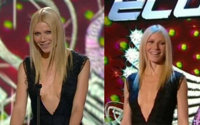 Gwyneth Paltrow no National Movie Awards