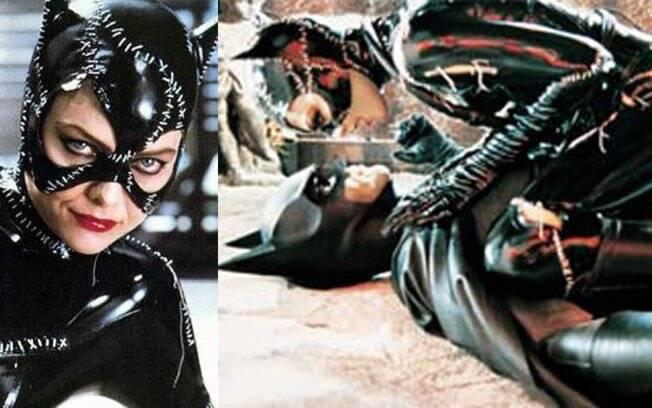 Michelle Pfeiffer em ''Mulher Gato''