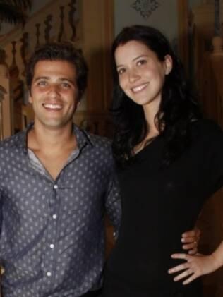 Bruno Gagliasso e Nathalia Dill
