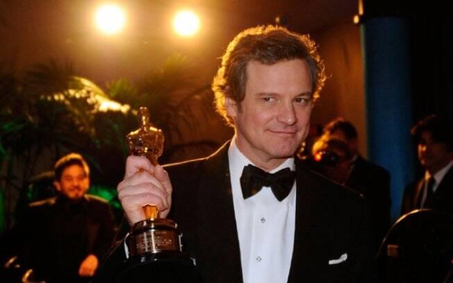Colin Firth: depois do Oscar, a Ordem de Cavaleiro do Império Britânico