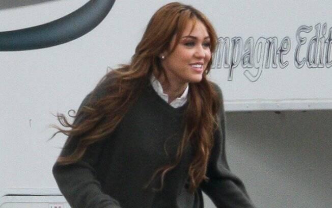 Miley Cyrus: popularidade em baixa