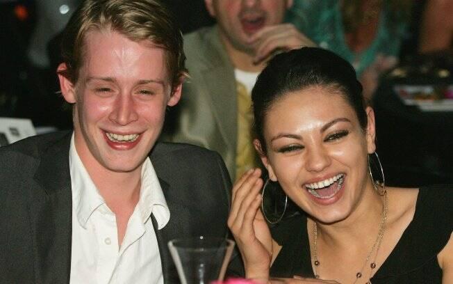 Macaulay Culkin e Mila Kunis: casal se separa após oito anos de romance