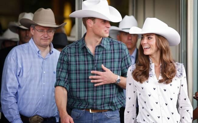 Príncipe William e Catherine Middleton