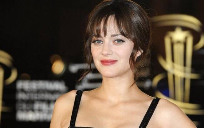 Marion Cotillard: atriz francesa estará no novo