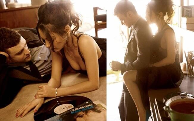 Justin Timberlake e Mila Kunis