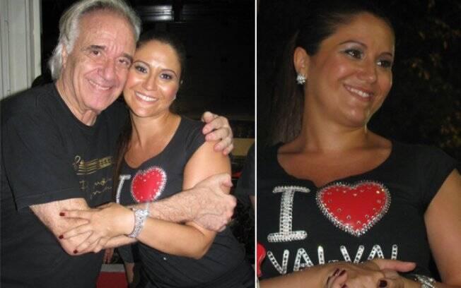 Maria Rita com João Carlos Martins