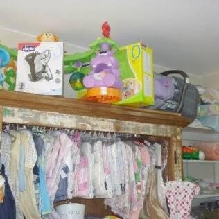 Brechó infantil: roupas de criança são pouco usadas e, por isso, vão para o brechó em boas condições
