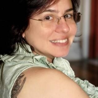 Tuca Figueira comemorou o aniversário de 40 anos com um dragão nas costas