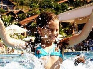 Atividades educativas e bons mergulhos não faltam no resort canto