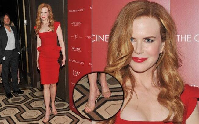 "Nicole Kidman na premiere do longa ""Snow Flower And The Secret Fan"""