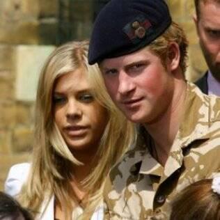Príncipe Harry e Chelsy Davy: juntos de novo?