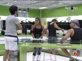 Casal Adriana e Rodrigão tem a primeira