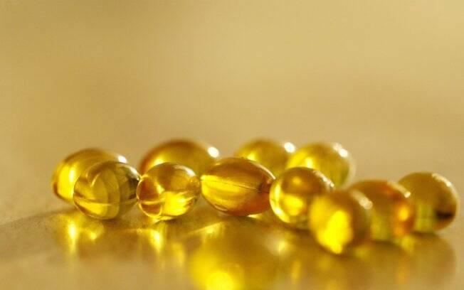 Rico em ômega-3, o óleo de peixe é usado como sumplementação