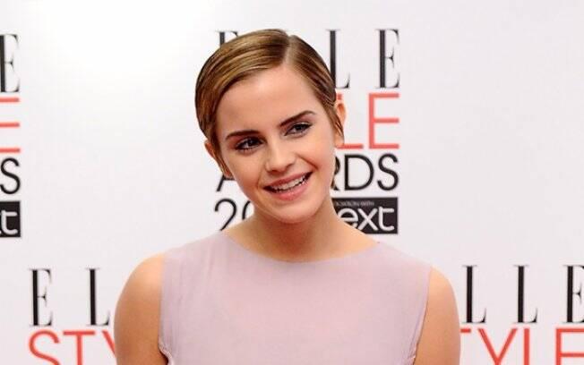 Emma Watson: priorizando a carreira de atriz e dando uma pausa na vida acadêmica