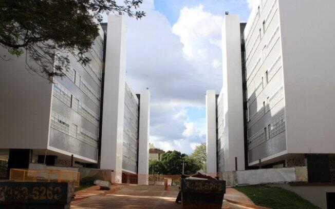 Resultado de imagem para Apartamentos funcvionais deputados Brasília