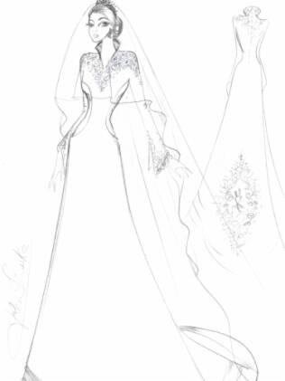 Rosi evoca outra princesa em seu vestido: Branca de Neve