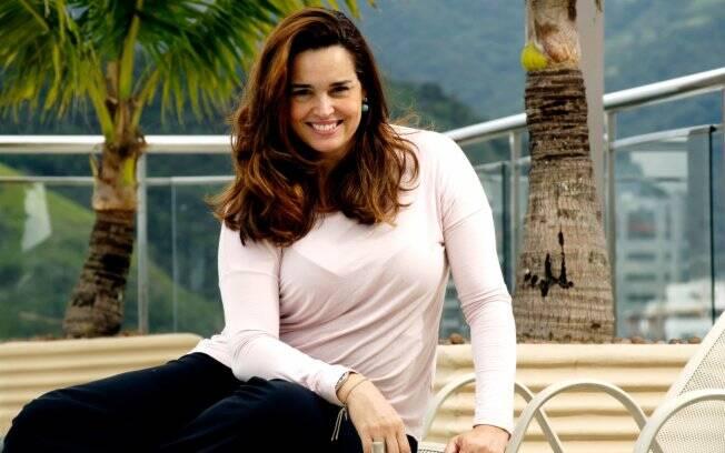 Atriz está casada há seis anos e meio com o ator Fernando Vieira