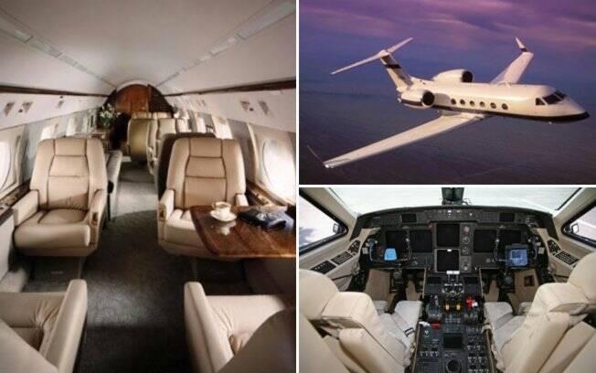 Tom Cruise é dono de um Gulfstream IV que custa R$ 82 milhões