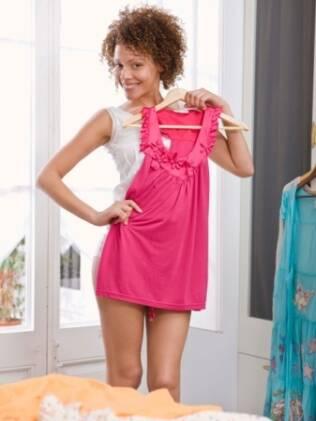 Cuidado ao escolher a roupa é maior no período de ovulação da mulher