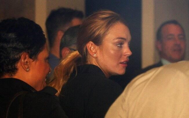 Lindsay Lohan: livre de sofrer novo processo judicial