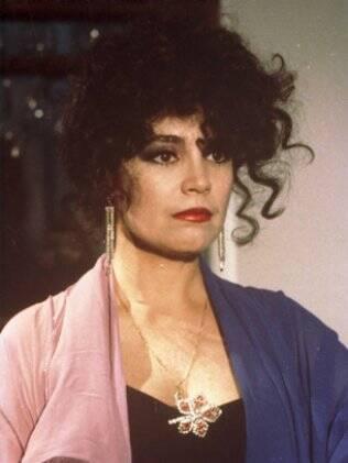 Regina Duarte e a moda exagerada de Porcina