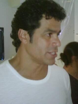 Raí passeia pela Bienal do Ibirapuera