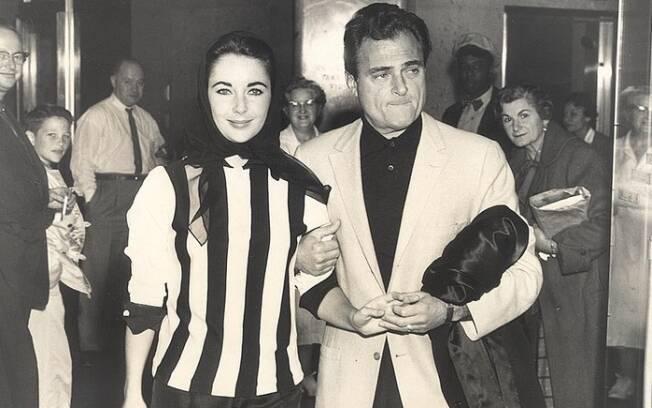 Elizabeth Taylor e Mike Todd