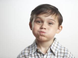Interpretar a atitude da criança é chave para impor limites