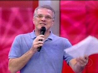 Bial fala sobre o fim das votações