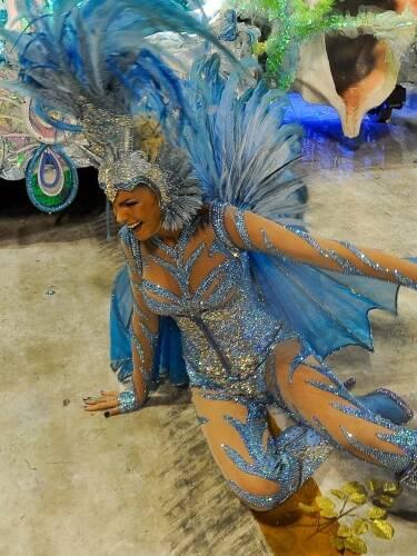 39c3ab2046224 Saiba como foi a segunda noite de desfiles no Rio de Janeiro ...