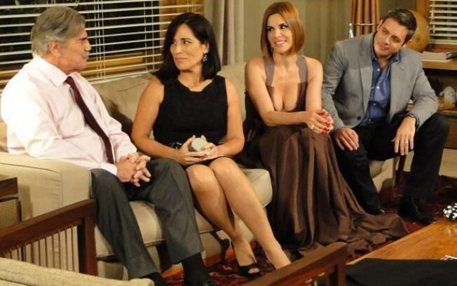Norma conhece Teodoro, Gilda e Oscar