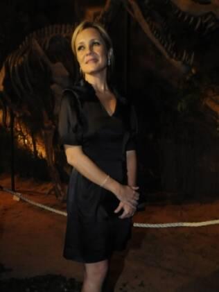Adriana Esteves, protagonista da trama