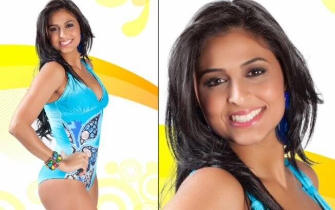 Nel Anne Rodrigues, de Roraima, tem 19 anos e é estudante de Direito