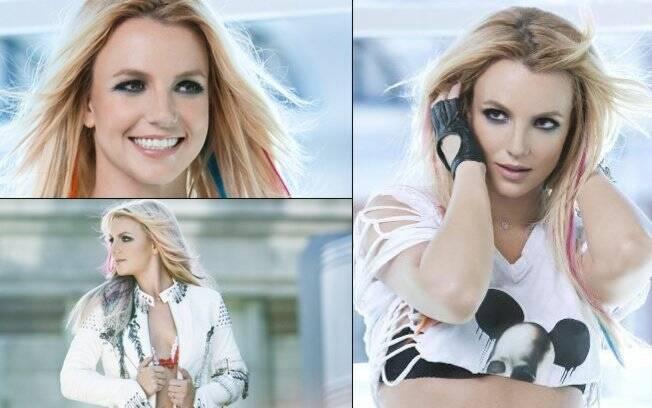 Britney Spears lança novo videoclipe na internet