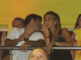 Bruno Gagliasso e Giovanna Ewbank: paixão em Salvador