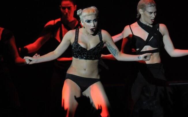Lady Gaga com anorexia?