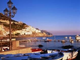 Costa Amalfitana: Itália segue firme, ano após ano, na lista dos destinos mais comemorados por recém-casados