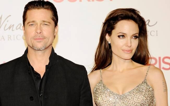 Brad Pitt e Angelina Jolie: casamento à vista?