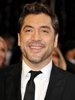 Javier Bardem no Oscar 2011