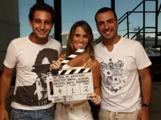 Fernanda Pontes, Rafael Almeida e Brenno Be