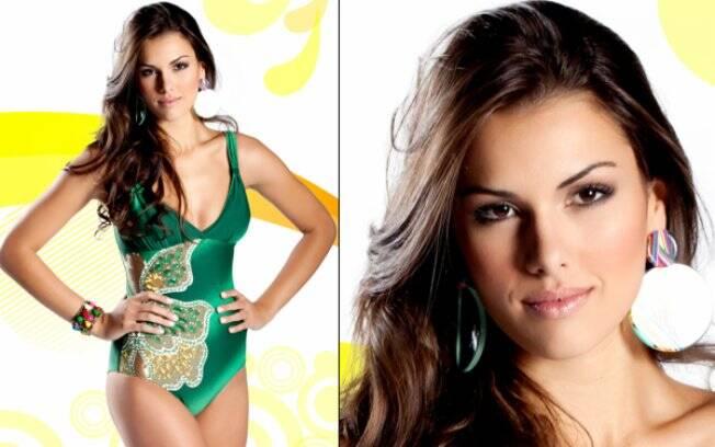 Rafaela Butareli, de São Paulo, tem 22 anos e é estudante de enfermagem