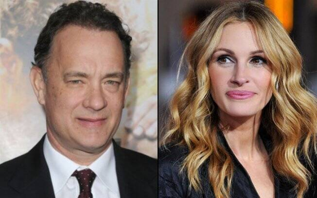 Tom Hanks x Julia Roberts