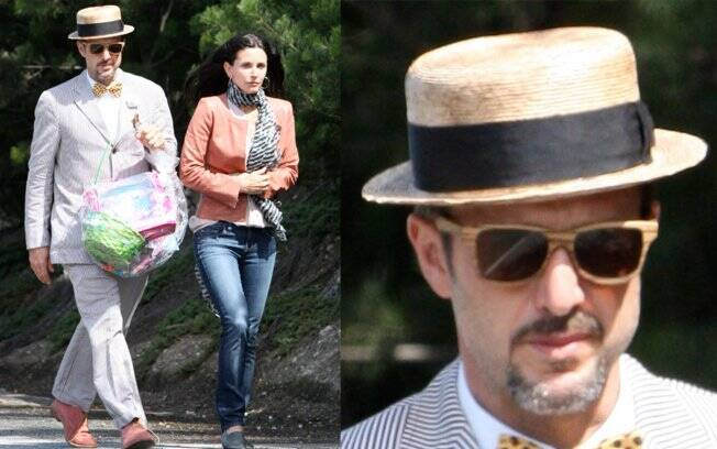 David Arquette e Courteney Cox