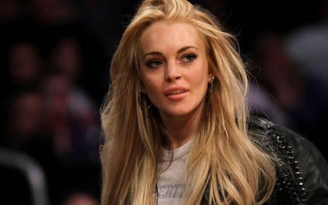 Lindsay Lohan: chance de atuar no próximo filme de Superman
