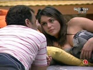 Maria elogia Daniel, Diana e Rodrigão. Ainda nesta noite de terça-feira (22), um dos três deixará o programa